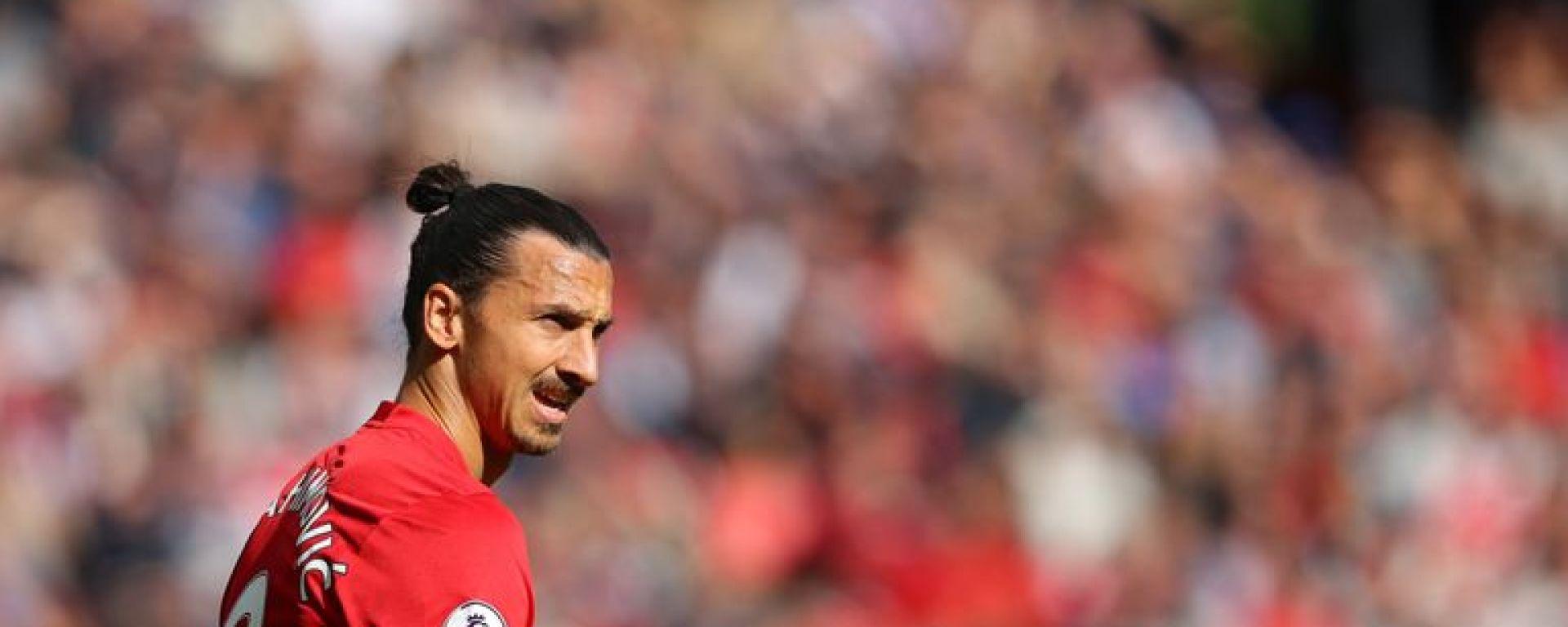 FOKUS Catatan Mentereng Zlatan Ibrahimovic Di Usia 30 Tahun