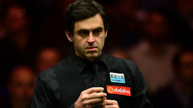 Ronnie O'Sullivan says God told him to quit snooker
