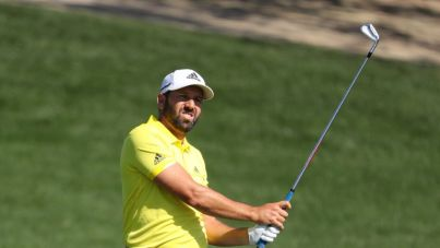 Sergio Garcia had the advantage throughout the final round