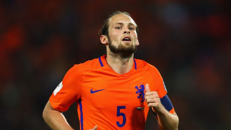 Daley Blind Reveals Support For Dad Danny After