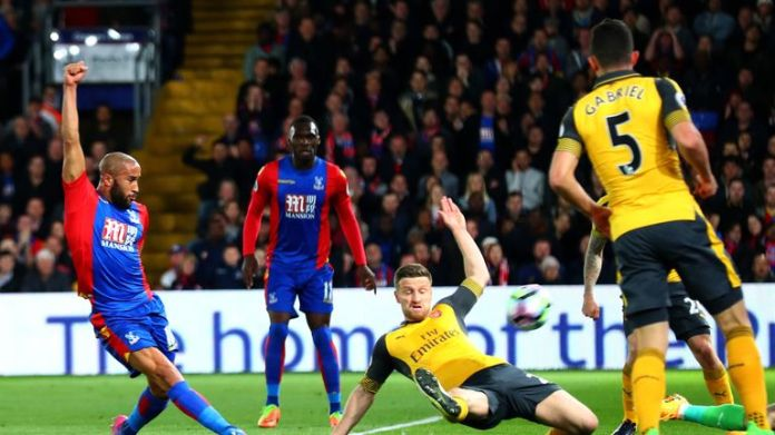 Townsend helped Crystal Palace maintain their Premier League status this season