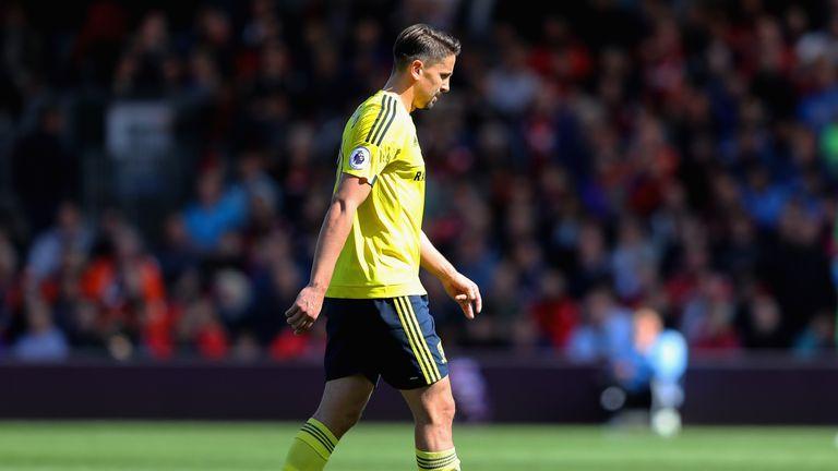 Gaston Ramirez is set to miss our for Boro's trip to Stamford Bridge