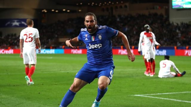 Gonzalo Higuain's goals at home and abroad have shown why Juventus paid £75.3m for him last year