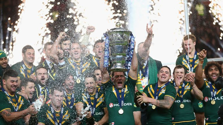 2021 Rugby League World Cup to feature 16 teams Rugby