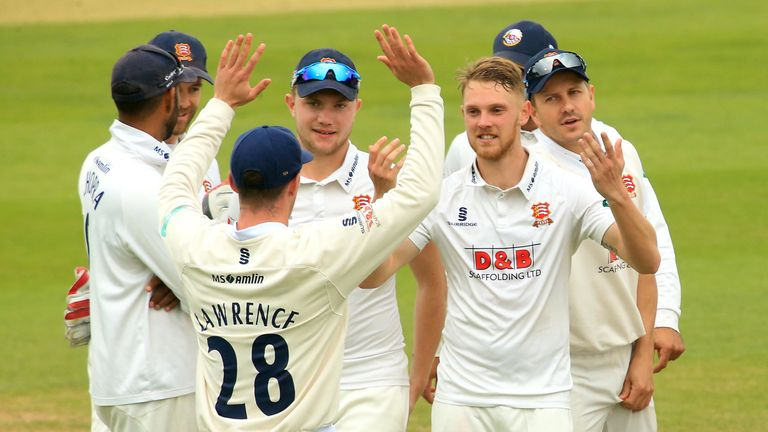 Essex won the County Championship in 2019