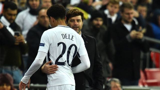 Dele Alli's form is under scrutiny as Tottenham go through a sticky patch