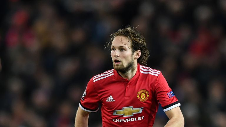 Manchester United S Daley Blind Dropped From Netherlands