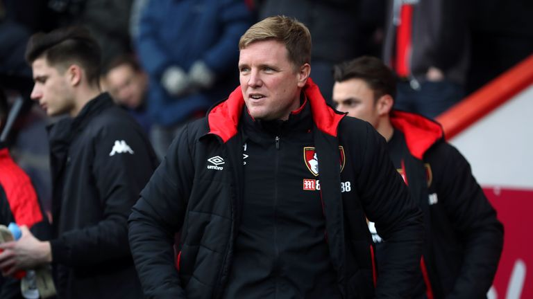 Eddie Howe Says Harry Arter And Benik Afobe Not For Sale