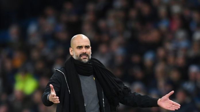 Manchester City boss Pep Guardiola wants more protection for his players