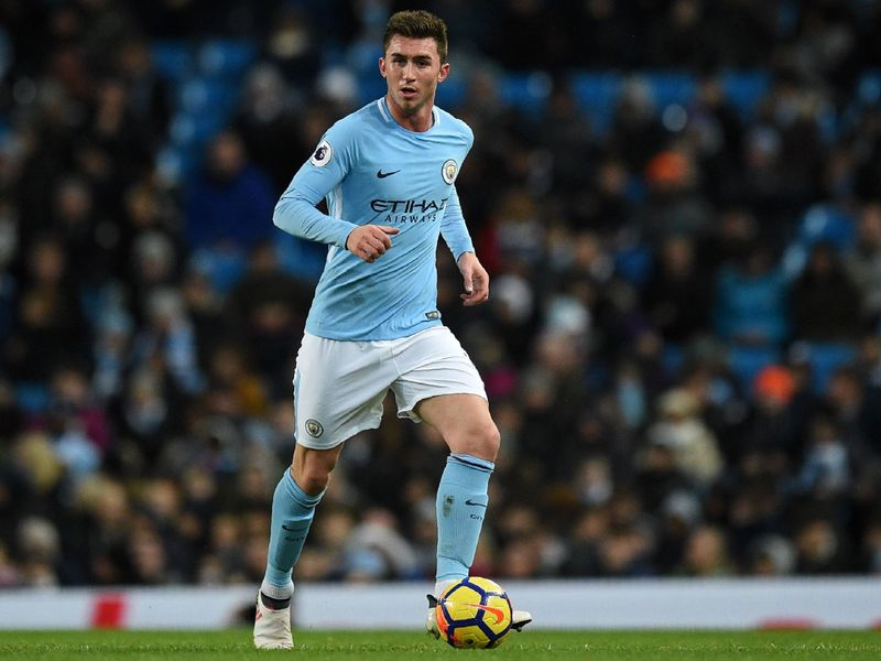 Aymeric laporte plays for english league team man blue (manchester city) in pro evolution soccer 2018. Aymeric Laporte - Manchester City | Player Profile | Sky ...