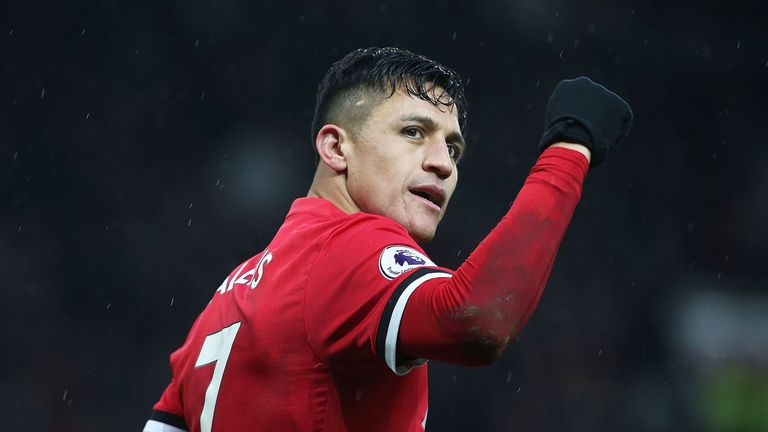 Alexis Sanchez's signing generated more social media interactions than Neymar's world record move to PSG from Barcelona