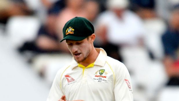 Cameron Bancroft is also currently serving a ban