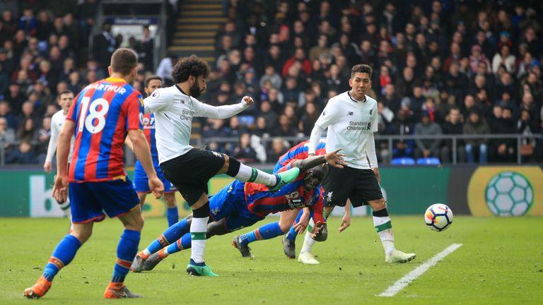 C Palace 1 2 Liverpool Match Report Highlights