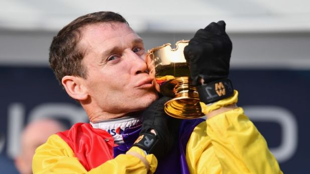 Richard Johnson - hopes to ride at Newcastle