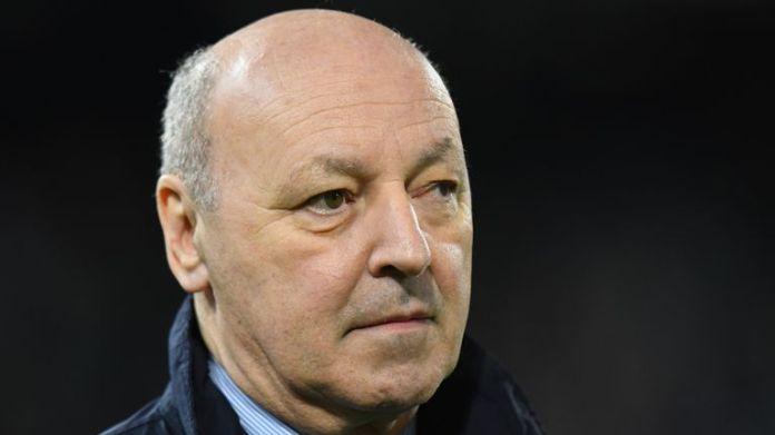 Giuseppe Marotta left Juventus in October