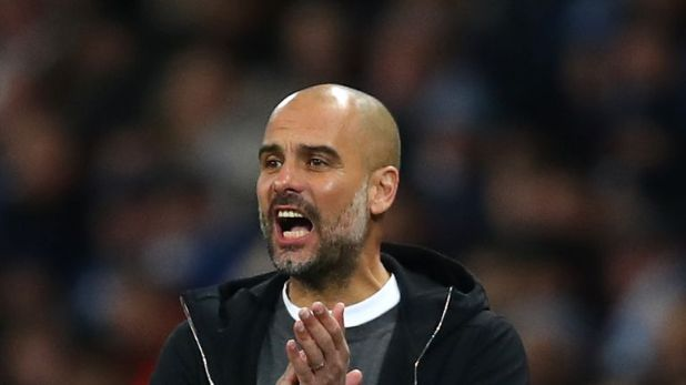 Pep Guardiola would like to manage a country at a major tournament