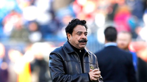 Fulham and Jacksonville Jaguars owner Shahid Khan is in talks to buy Wembley
