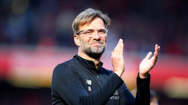 Liverpool manager Jurgen Klopp has put faith in his new man