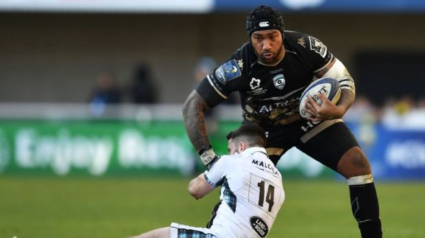 Montpellier will have to navigate through the pool stage without the injured powerhouse Nemani Nadolo