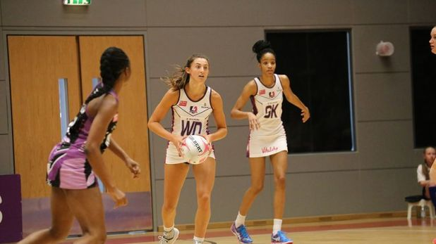 Loughborough Lightning will hope to secure a home semi-final with victory over Surrey on Saturday