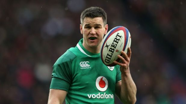 Ireland fly-half Johnny Sexton is fit and available for selection