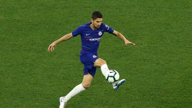 Midfielder Jorginho is Chelsea's headline arrival of the summer