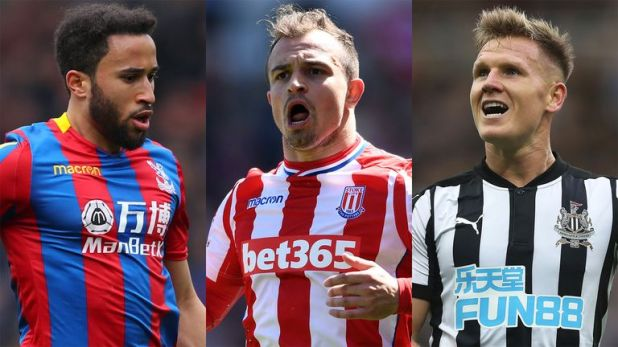 Xherdan Shaqiri's move to Liverpool could trigger deals for 