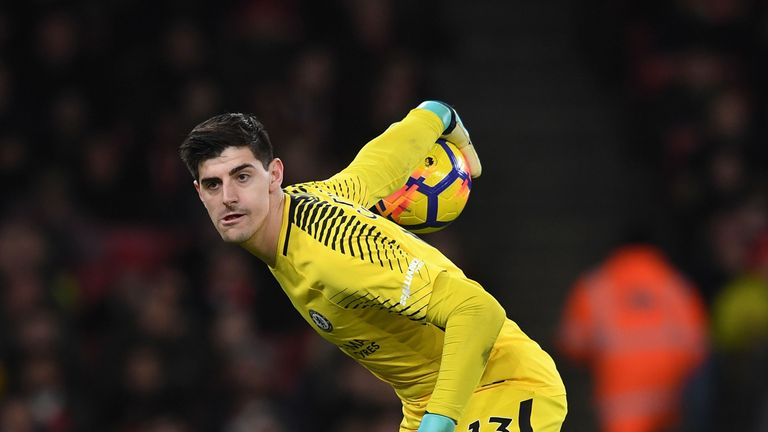 Thibaut Courtois wants a move back to Madrid