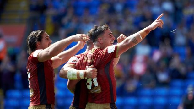 A host of Catalans players have been rested after their Challenge Cup semi-final win over St Helens on Sunday