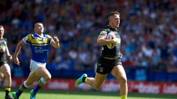 Leeds were thrashed by Warrington in last weekend's Challenge Cup semi-final