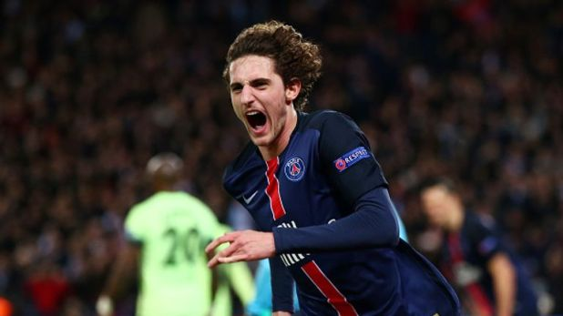 Rabiot faces a spell on the sidelines at the Parc de Princes