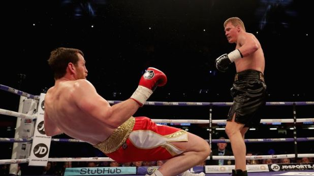 Povetkin knocked David Price out at Cardiff's Principality Stadium in March