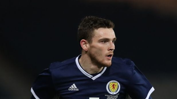 Andy Robertson says Scotland's players must perform better