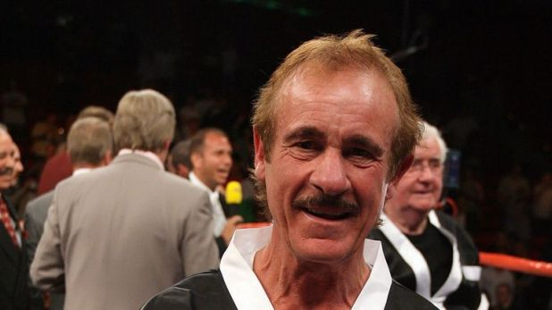 Enzo Calzaghe trained his son Joe Calzaghe