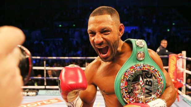 Kell Brook could have Amir Khan watching on from ringside