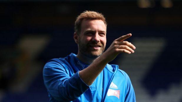 Will Laurent Depoitre start for Huddersfield?