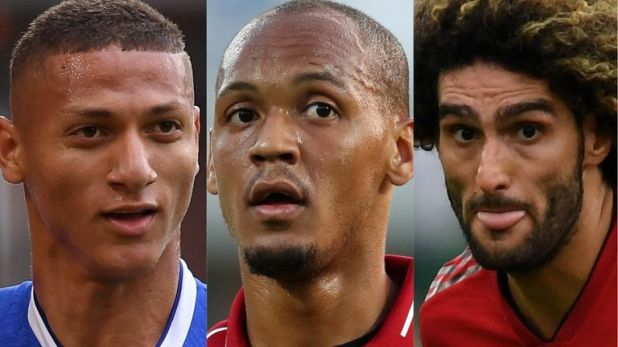 Will Richarlison, Fabinho and Marouane Fellaini feature at the weekend?