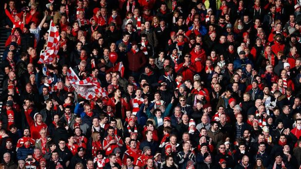 Aberdeen have sold less than half their ticket allocation for the semi-final