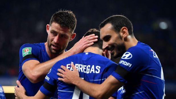 Chelsea beat Derby 3-2 at Stamford Bridge