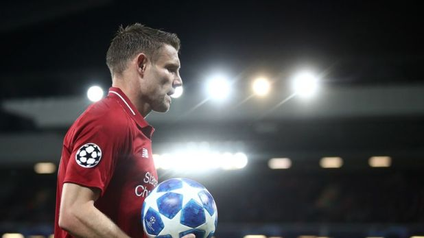 James Milner is underrated, according to Jamie Carragher