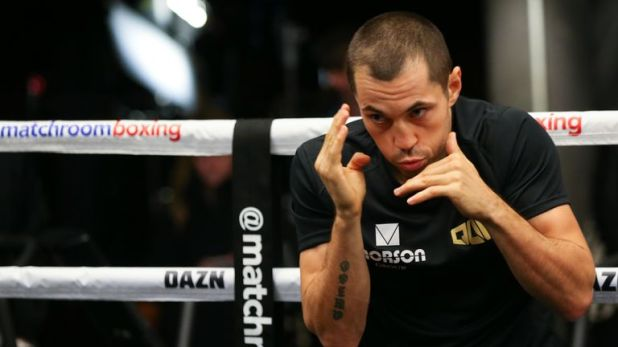 Galahad would welcome a fight with Scott Quigg who also appears in Boston this weekend