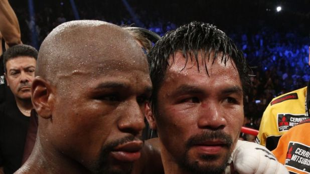 Floyd Mayweather and Manny Pacquiao have both been vocal about a potential rematch