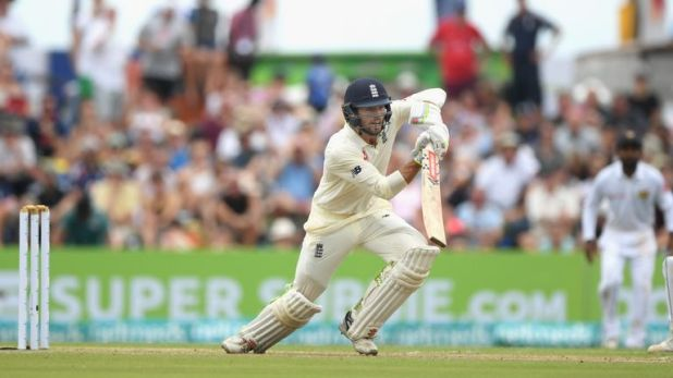 Ben Foakes needs another 13 runs to reach a debut century
