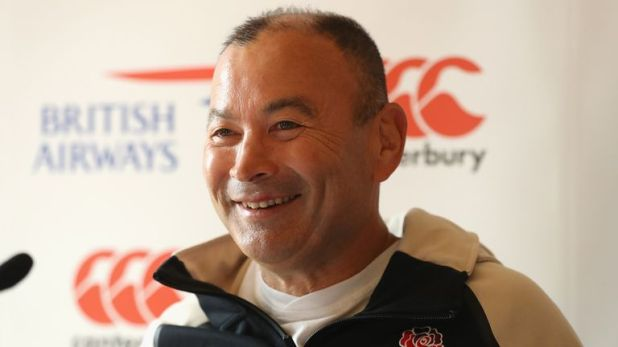 Eddie Jones apologised for comments about Sexton in 2016 after he suffered a whiplash injury against France