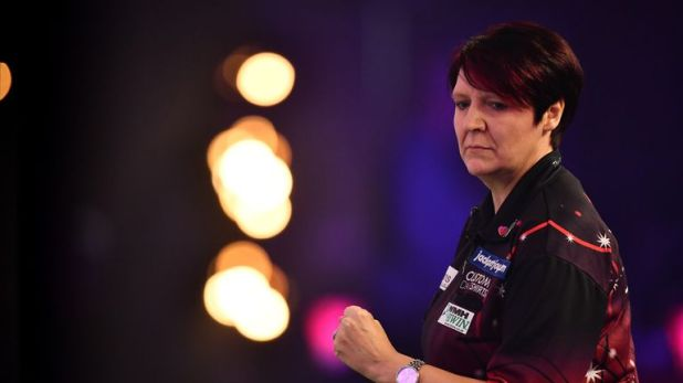 Ashton will also be bidding to win a fifth Lakeside crown in January