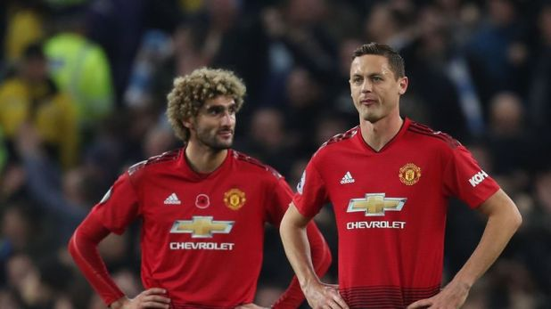 United were beaten 3-1 by City in November