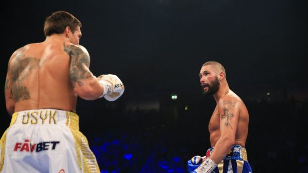 Bellew admitted afterwards he was beaten by the better fighter