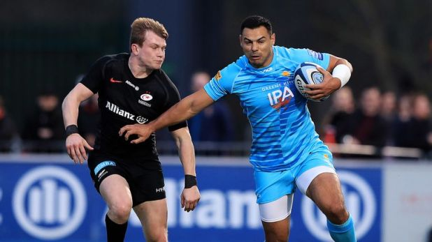 Ben Te'o has been at Worcester for three years