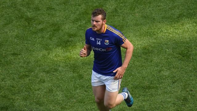 McGivney returned to the county team for the championship
