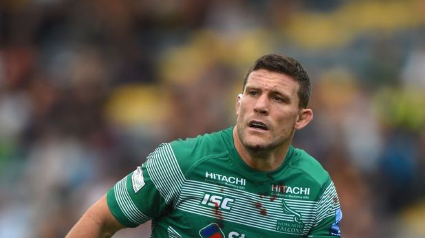 Mark Wilson's late, late try at Northampton handed Newcastle a vital away victory